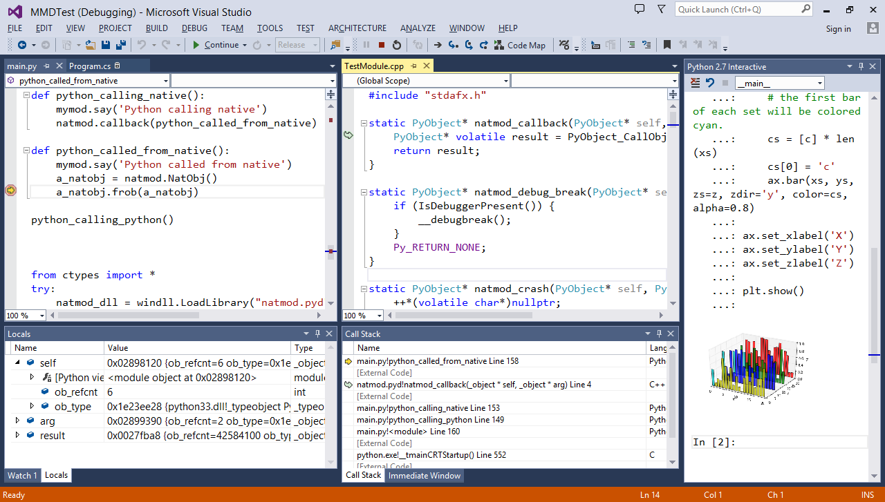 python tools for visual studio - visual studio marketplace